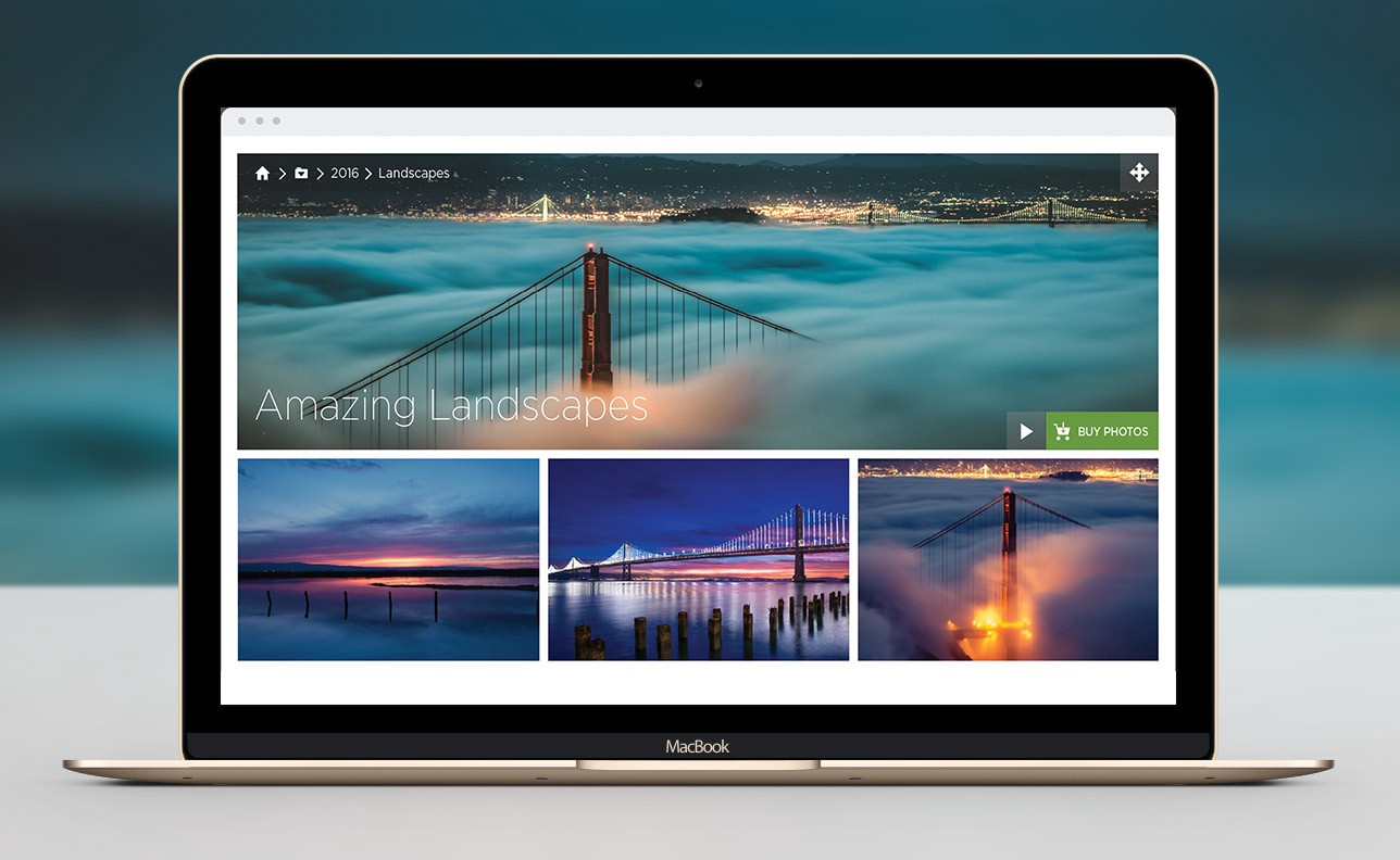 Now you can judge a gallery by its Cover…Image - SmugMug