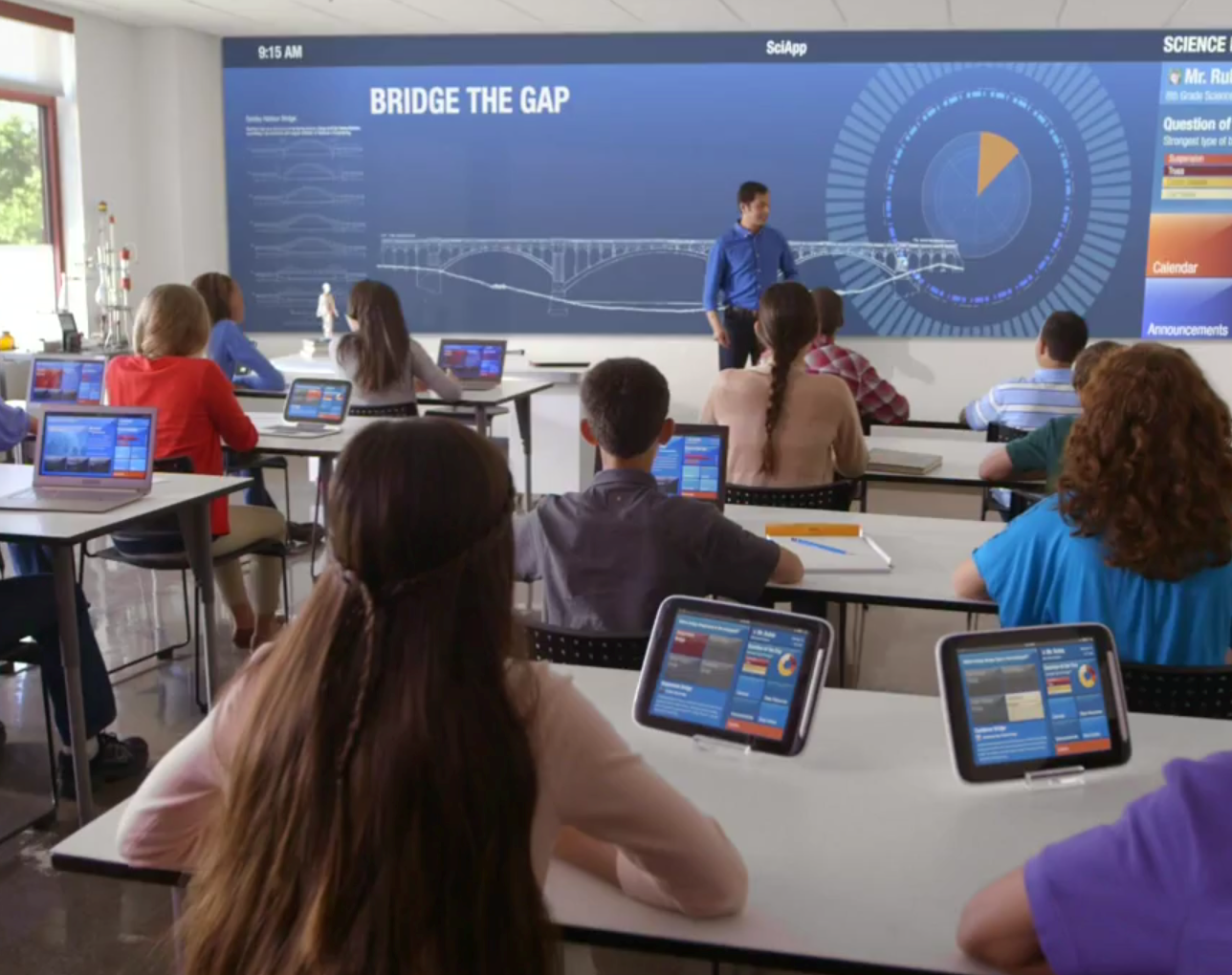 Should Students Have Technology In The Classroom? - Marisa ...