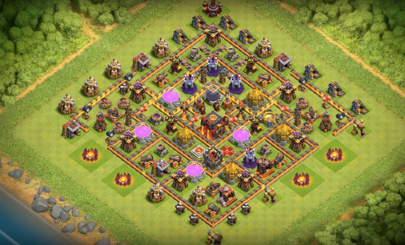 Undefeated Th 10 Best Base 5