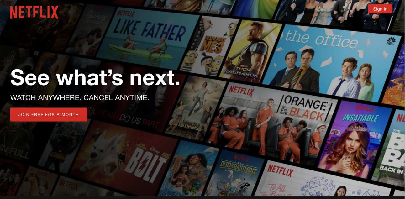 How Does Netflix Work While Surfing On Netflix To Find Some By Rutuja Sep 2020 Medium