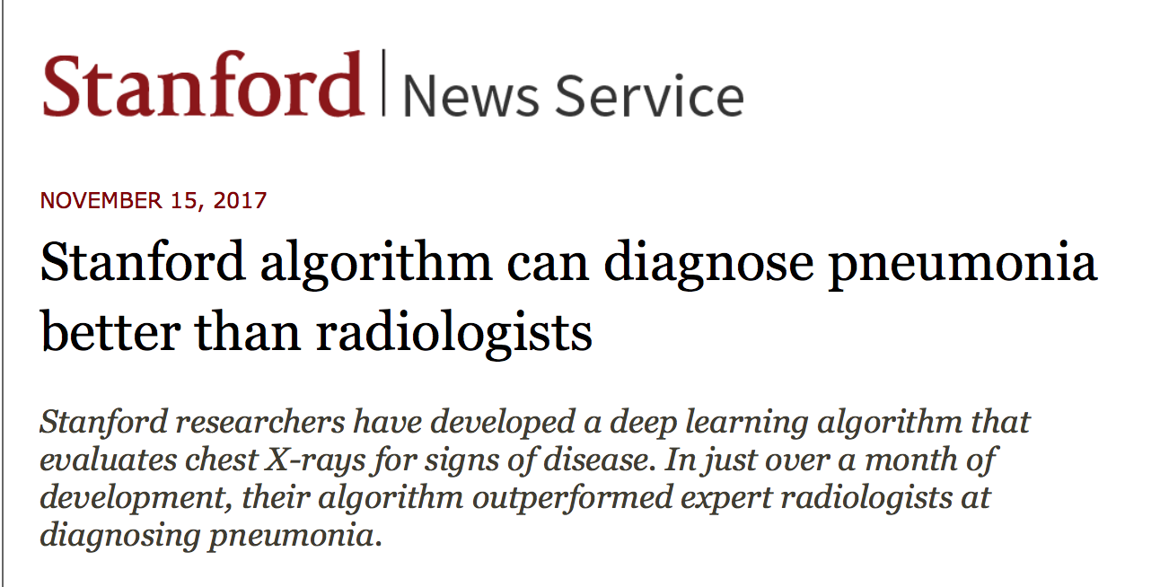 Radiologists as Knowledge Experts in a World of Artificial