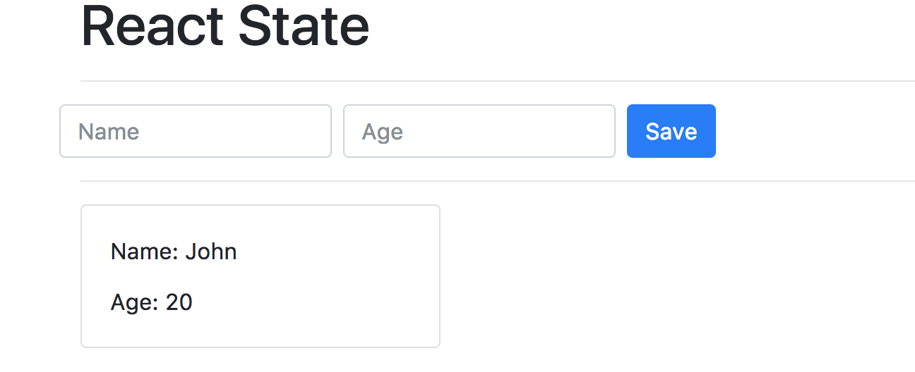 Understanding the Fundamentals of State in React - The