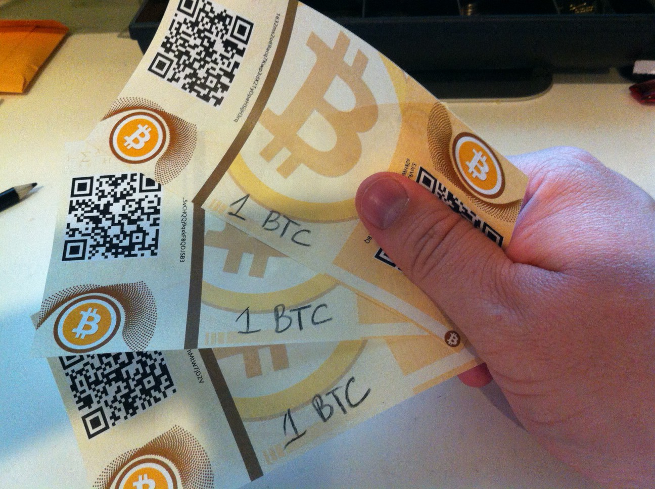 Secure Your Digital Assets With Bitcoin Paper Wallet
