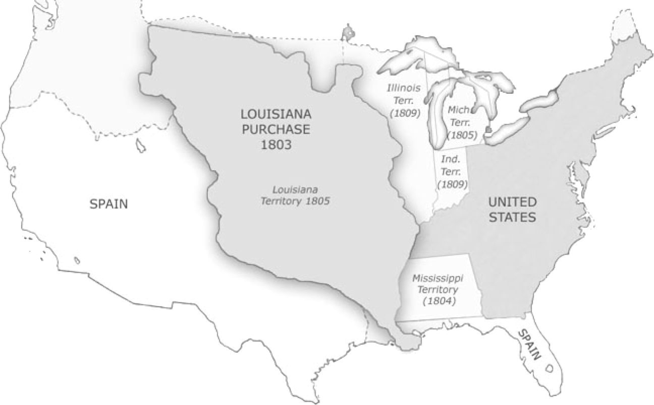 The Louisiana Purchase - The Paper: News from the Past - Medium