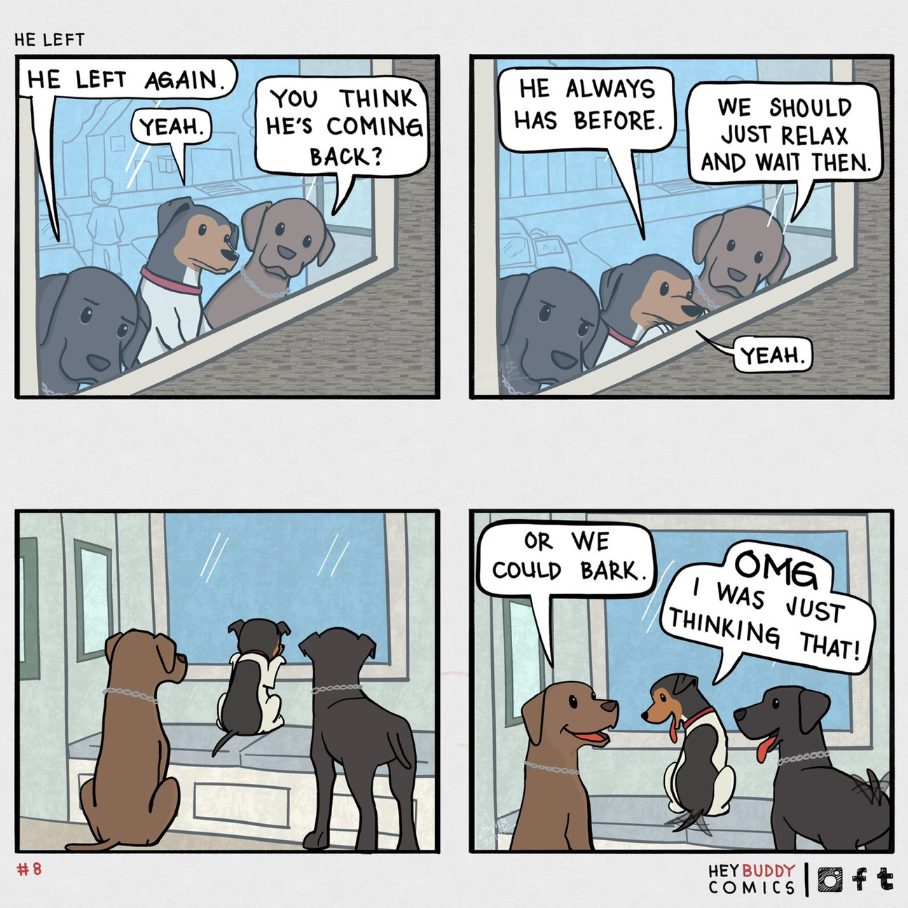 Comics About My Dog That Most Dog Owners Will Relate To