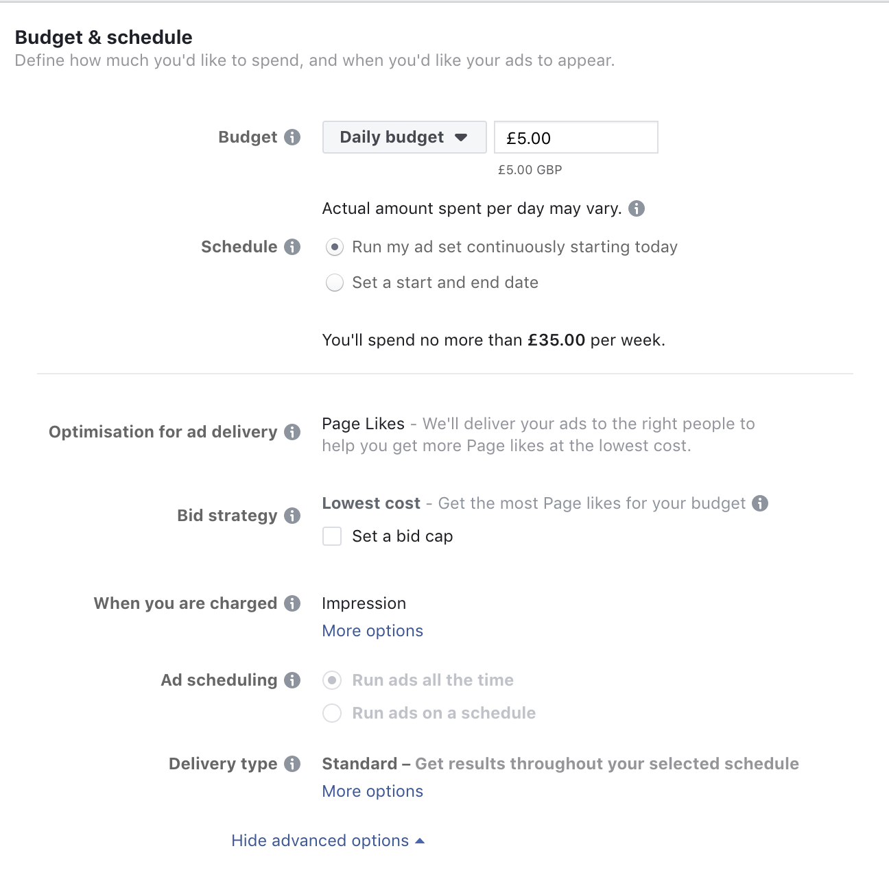 How to use Facebook Ads to grow your band's fanbase