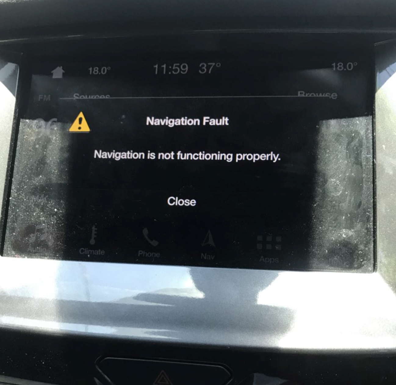 How I Broke My Ford Navi Sync Update Was Available On Other By