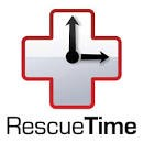 Rescue Time logo — tracks your time online too make sure you are getting enough research done.