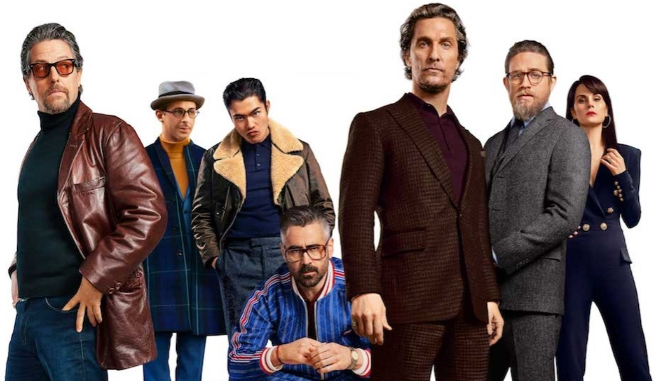 Image result for the gentlemen  2020 movie images