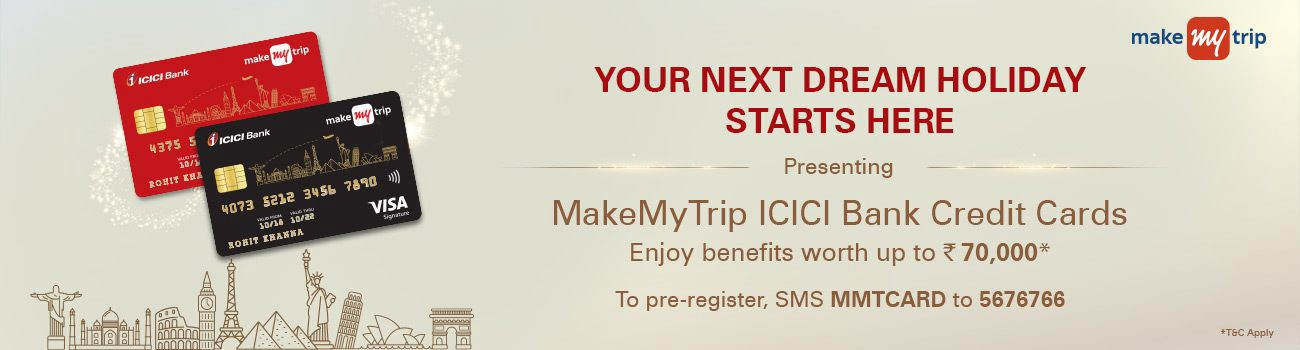 MakeMyTrip ICICI Bank Credit Cards | by ThExTravel | Medium