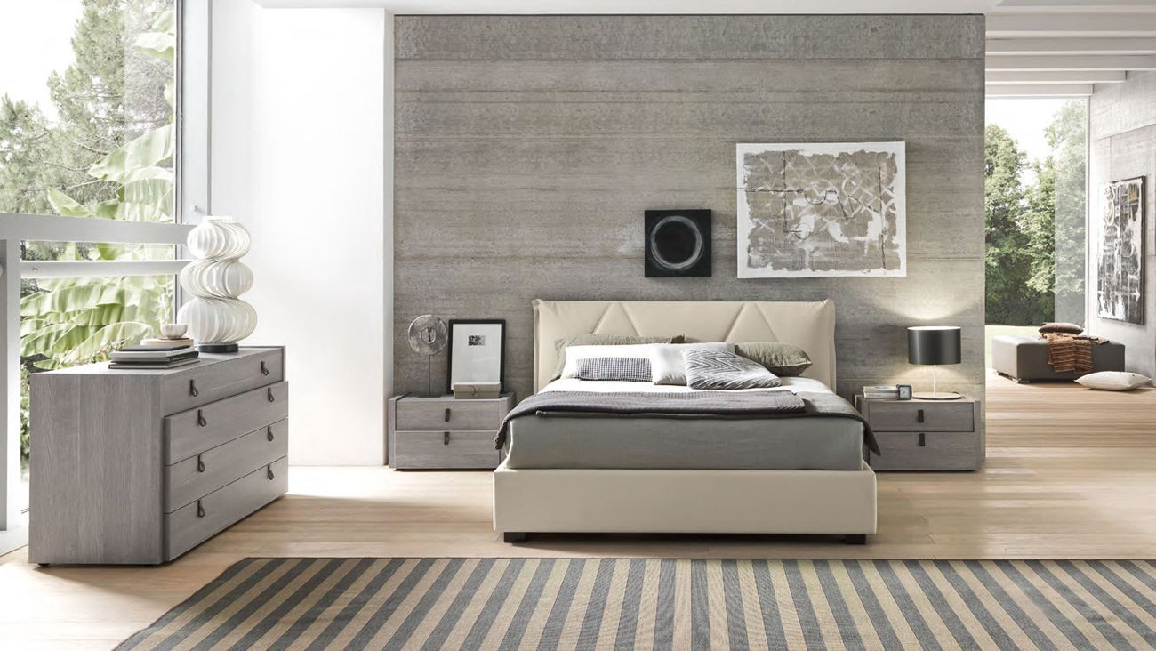 Italian Modern Bedroom Furniture - Francesca Sparagna - Medium