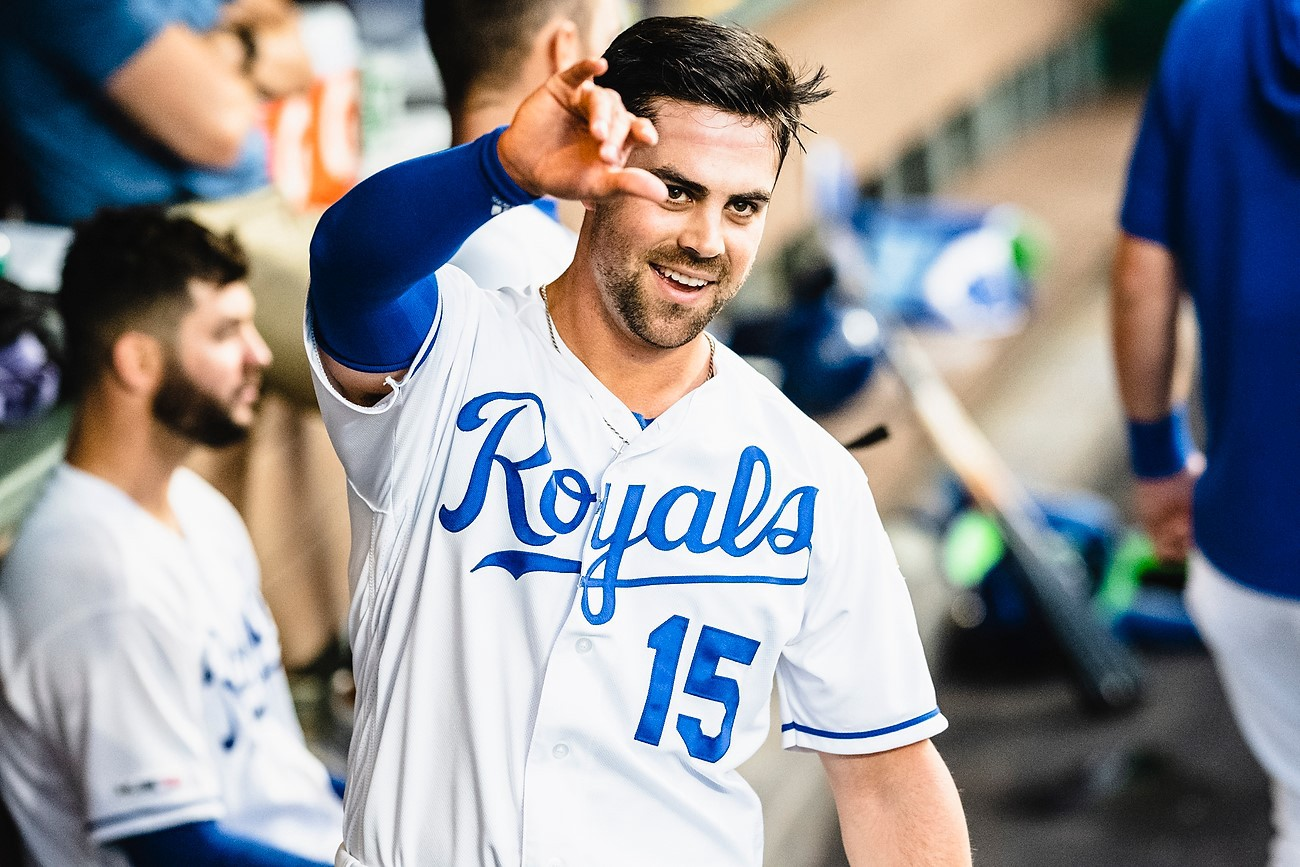 newest d30dc 1ec56 Stat of the Day: Whit Merrifield Through 500 Games - Royal ...