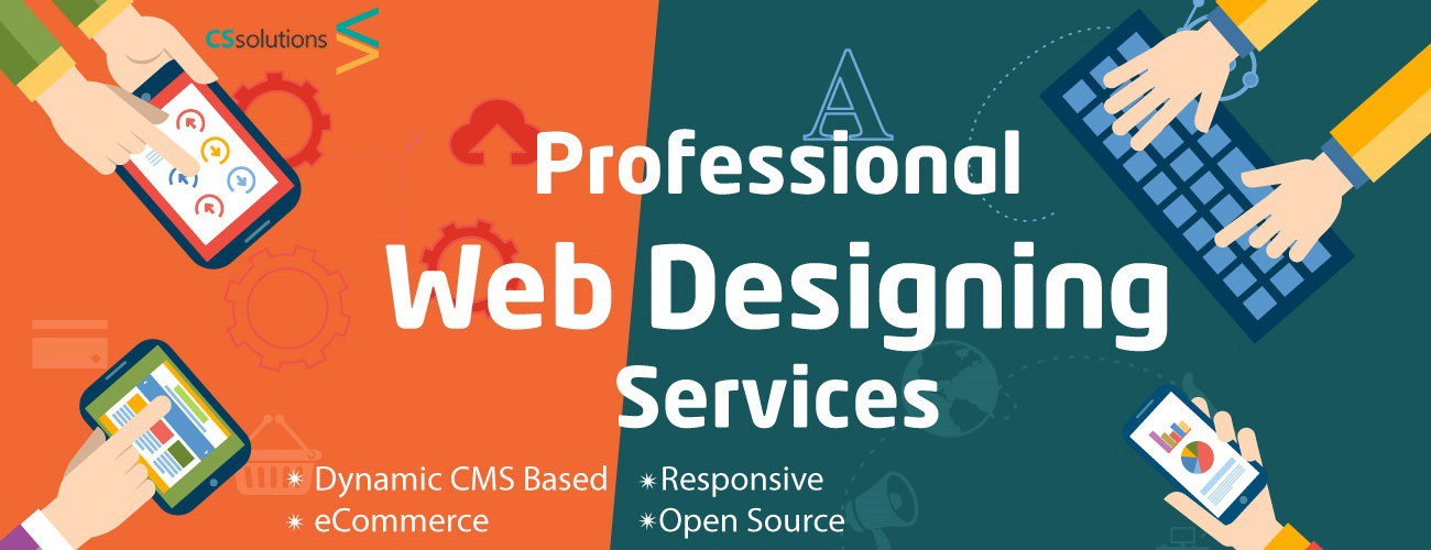 A Professional Web Designing Company Can Provide You with