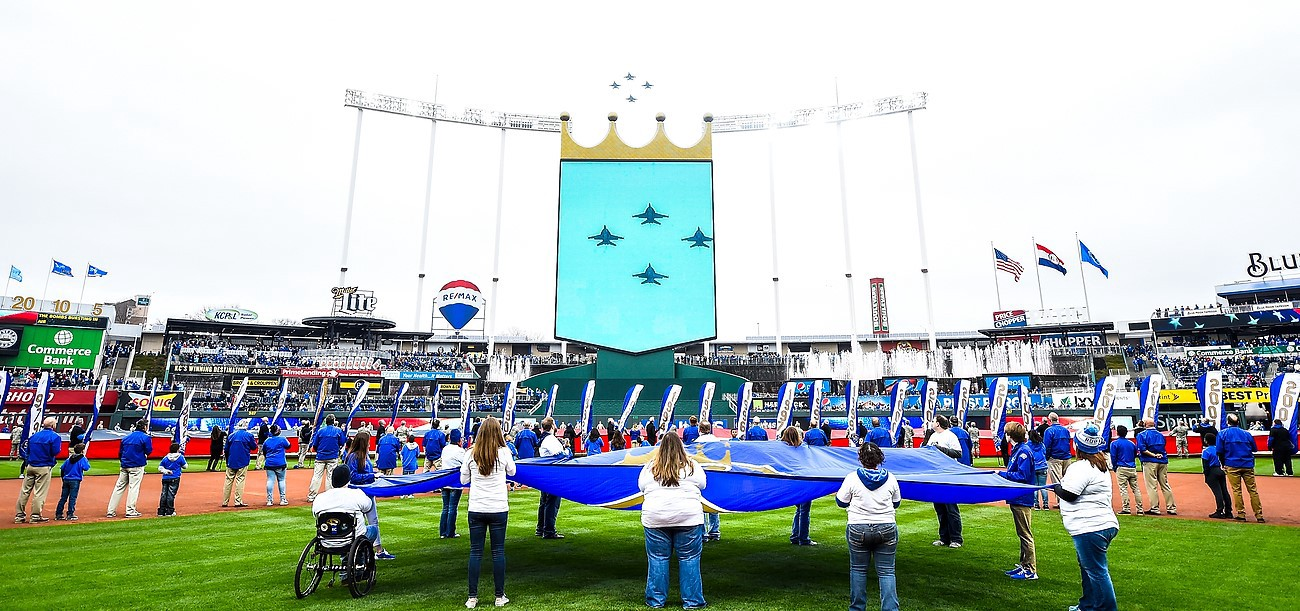 Royals Announce Times for 2019 Regular Season Schedule
