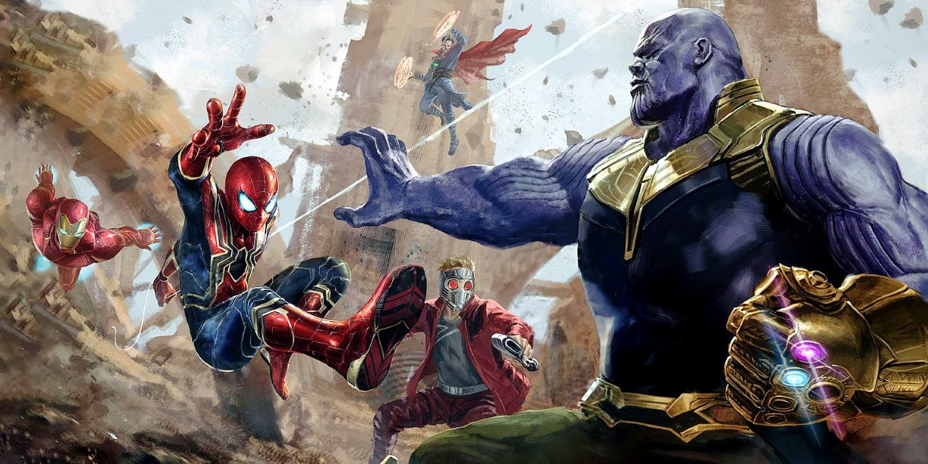 Thanos And The Unsolvable Trolley Problem Varun Navale Medium