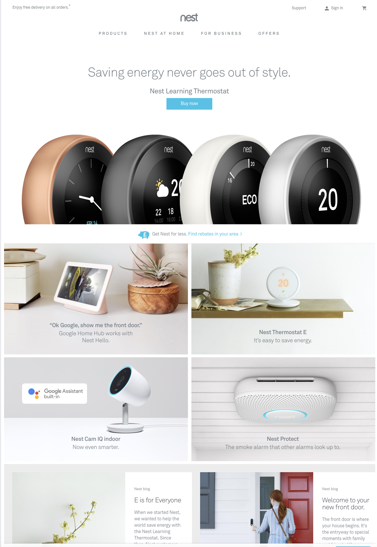 The Home Innovation Challenge Research and Analysis