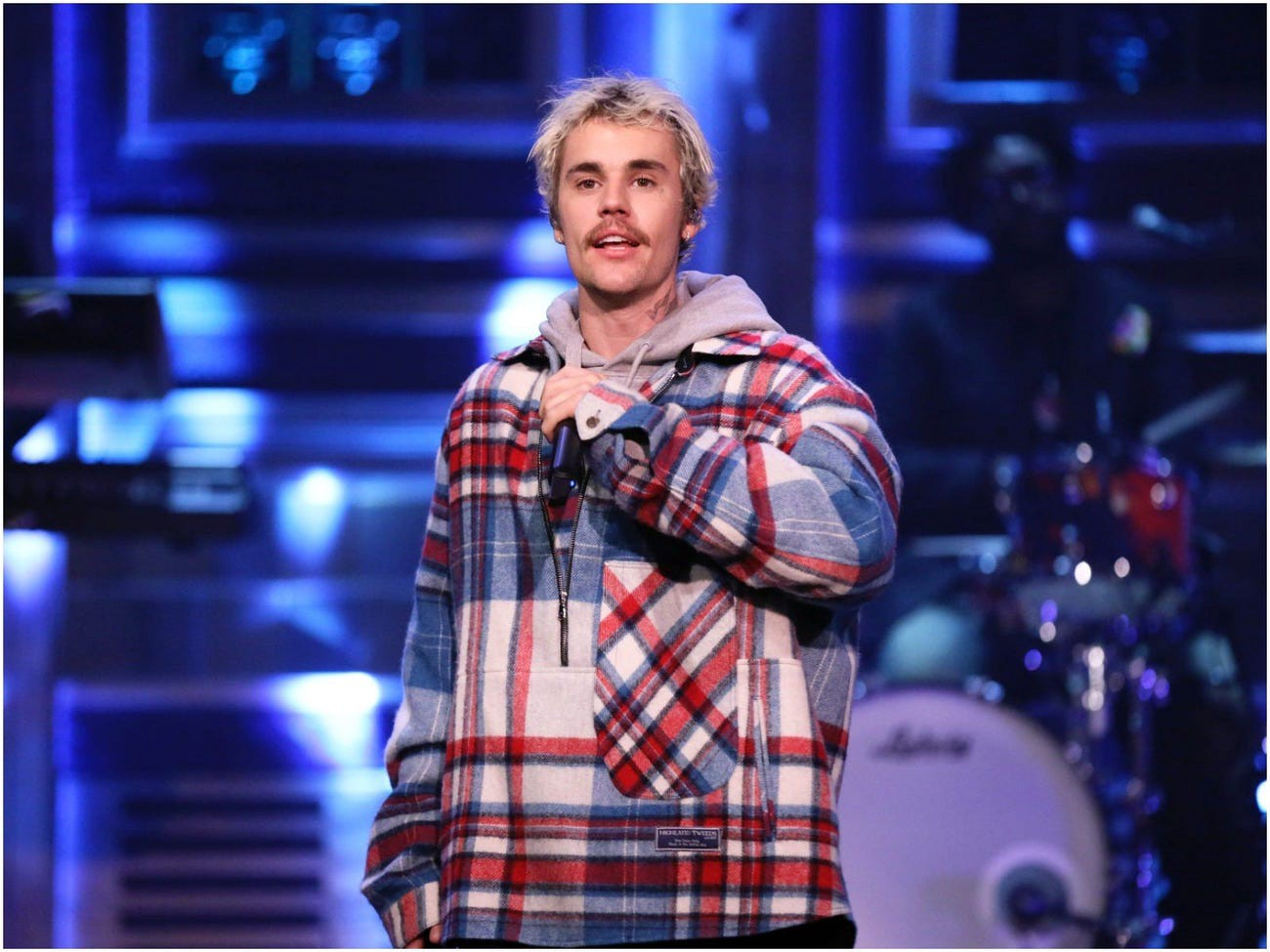 "Justin Bieber released his fifth studio album, ""Changes,"" in February."