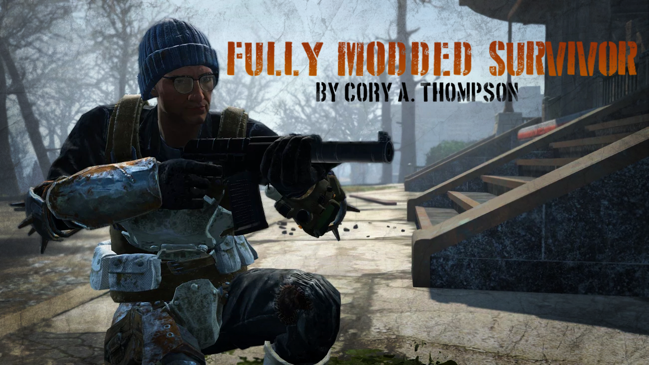 Fully Modded Survivor A Zero To Hero Guide To Crafting A Custom Fallout 4 Experience By Cory A Thompson Medium Stretch the window to show the full path to the binary. guide to crafting a custom fallout 4