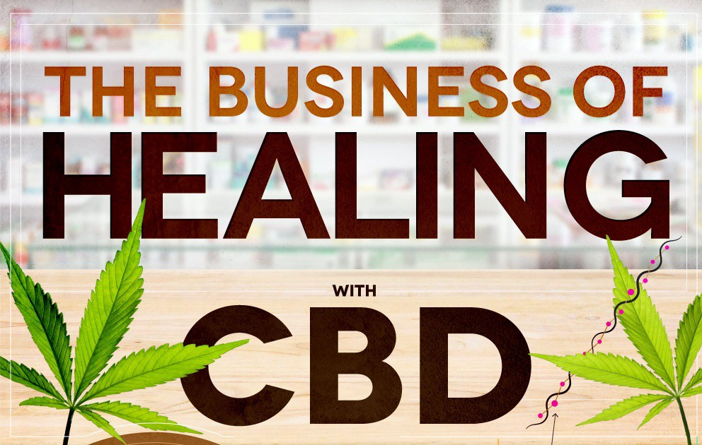The Business of Healing With CBD - Healthcare in America