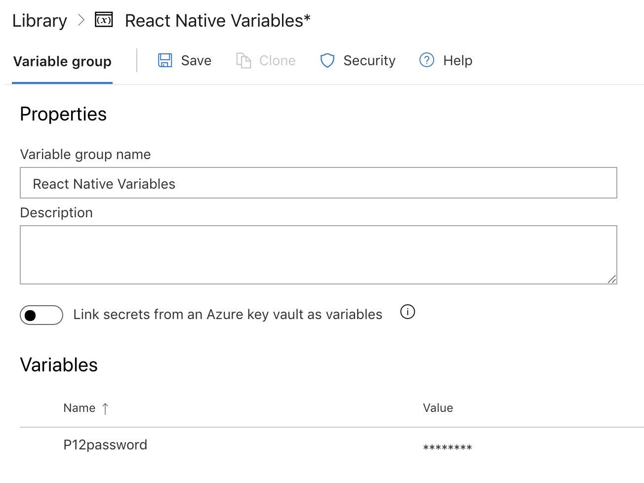 Continuous Integration for React Native with Azure Pipelines