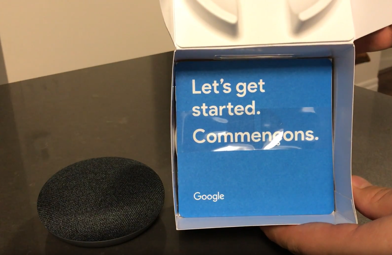 Unboxing Experiences: Google Home - Matt Rae - Medium