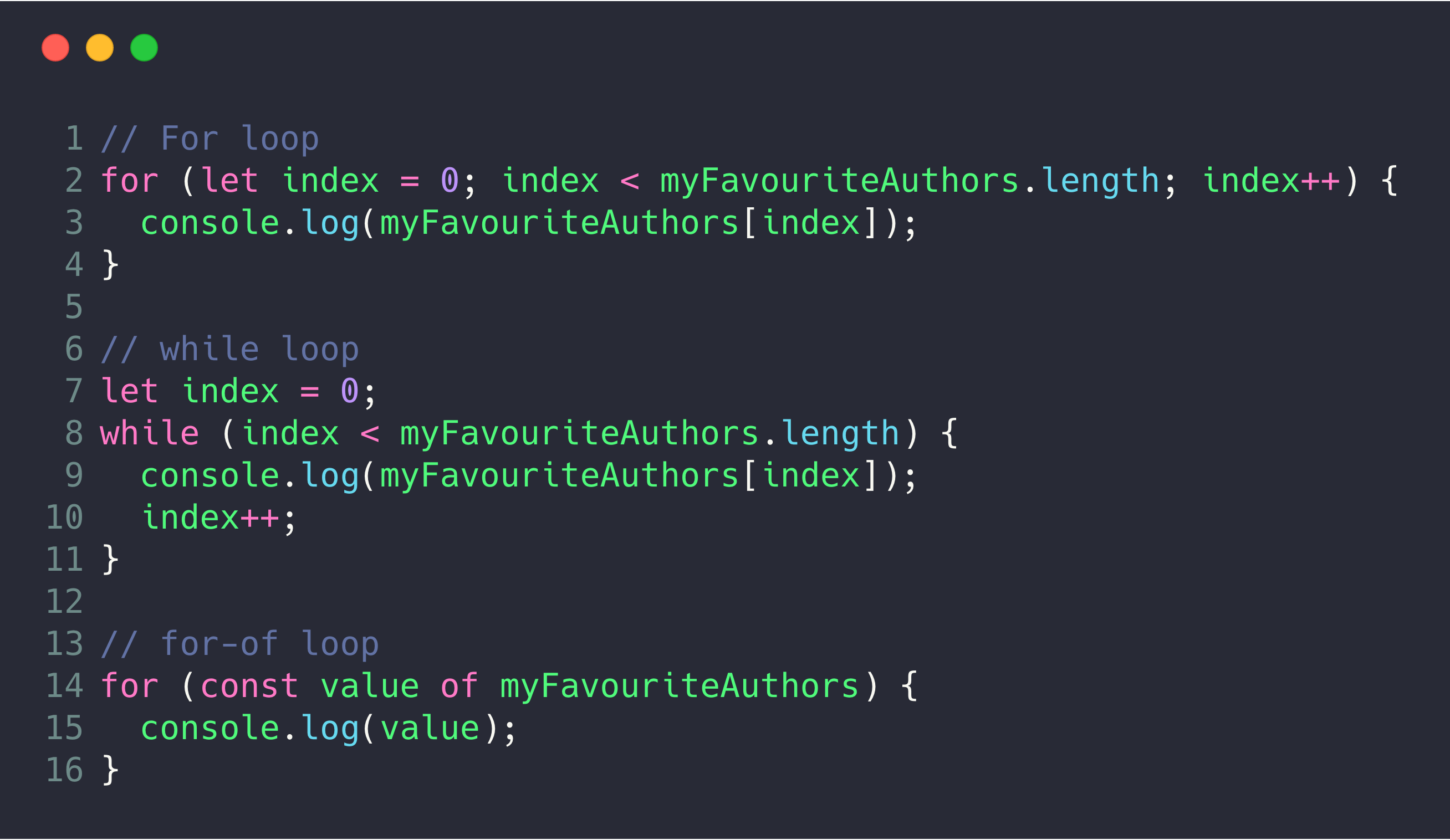 A Guide to ES20 Iterators in JavaScript with Examples