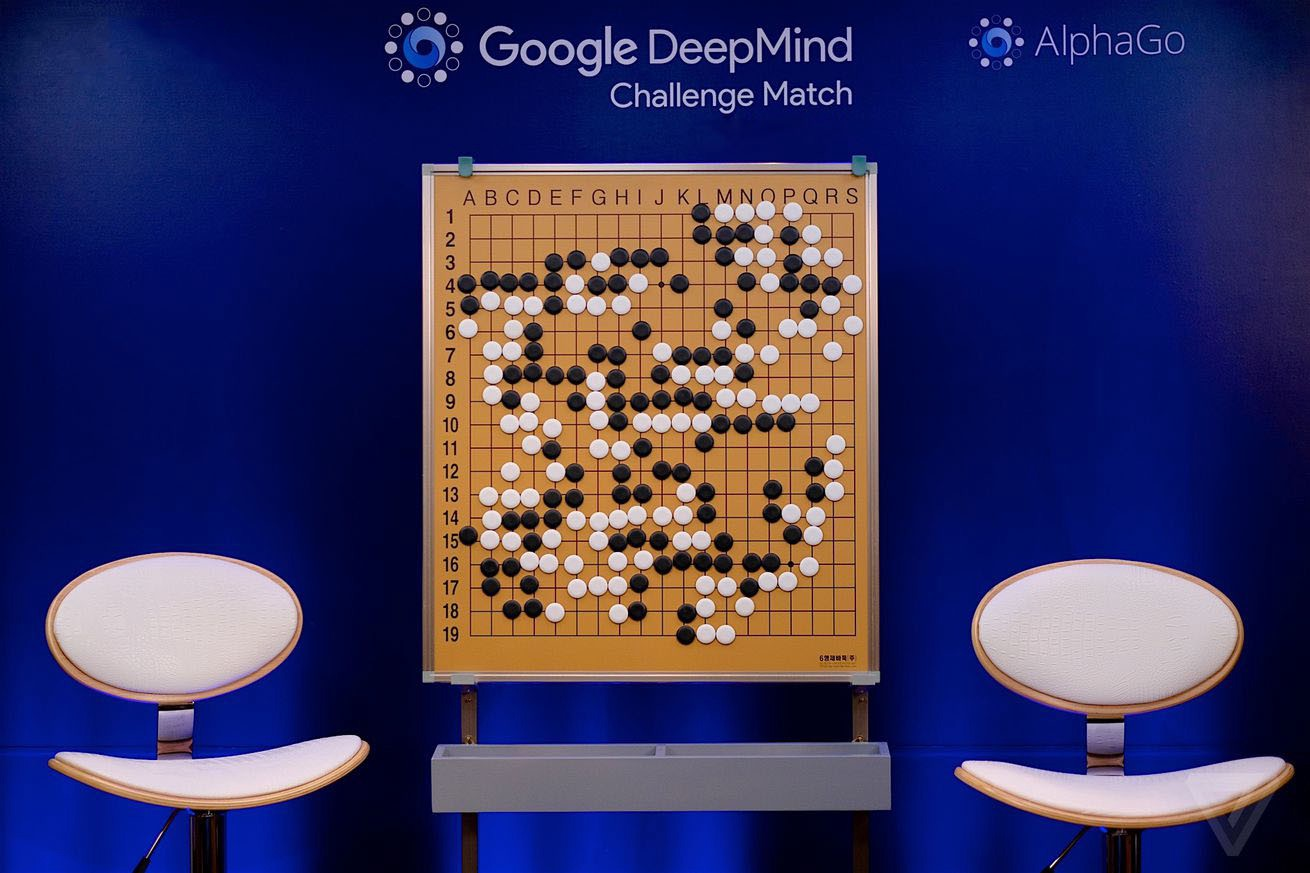 """Artificial intelligence """"Alpha Go"""" retires from the"""