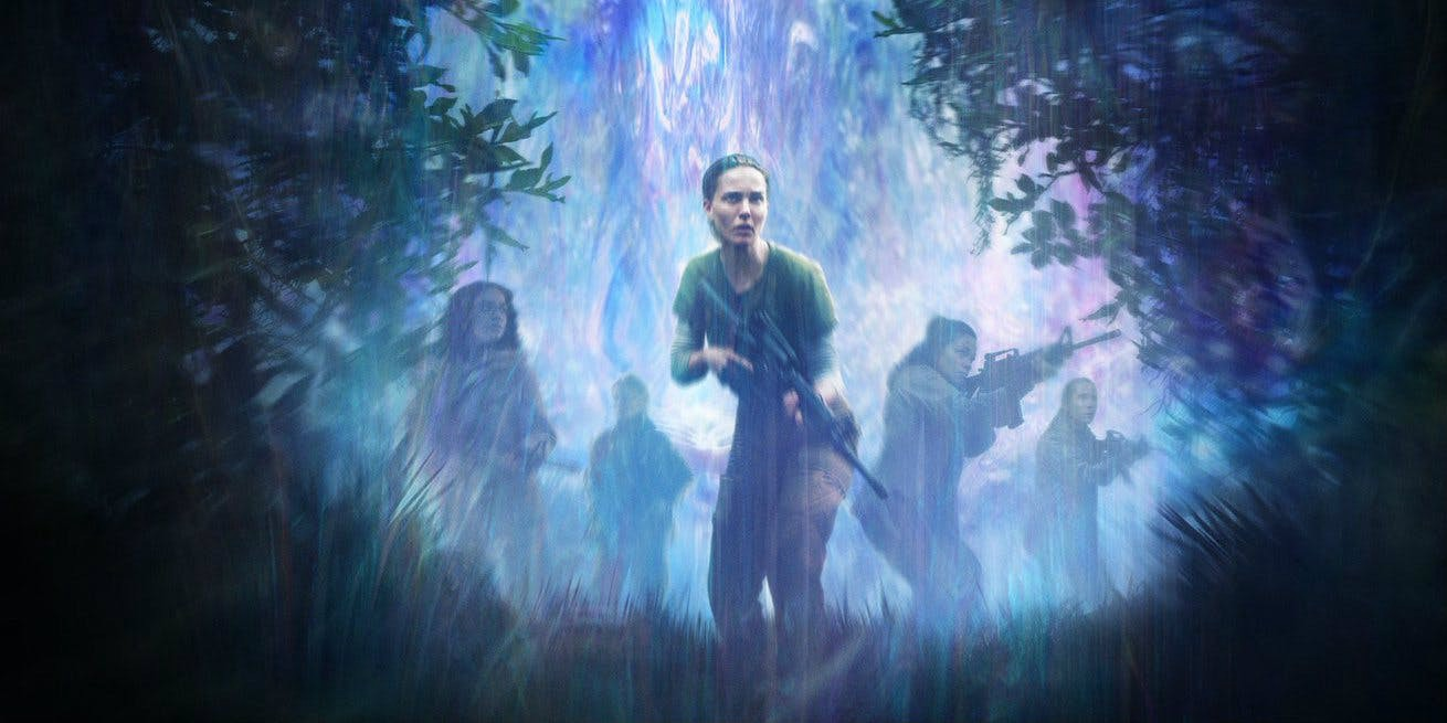 Annihilation' Builds Weakly Around Some Amazing Horror/Sci