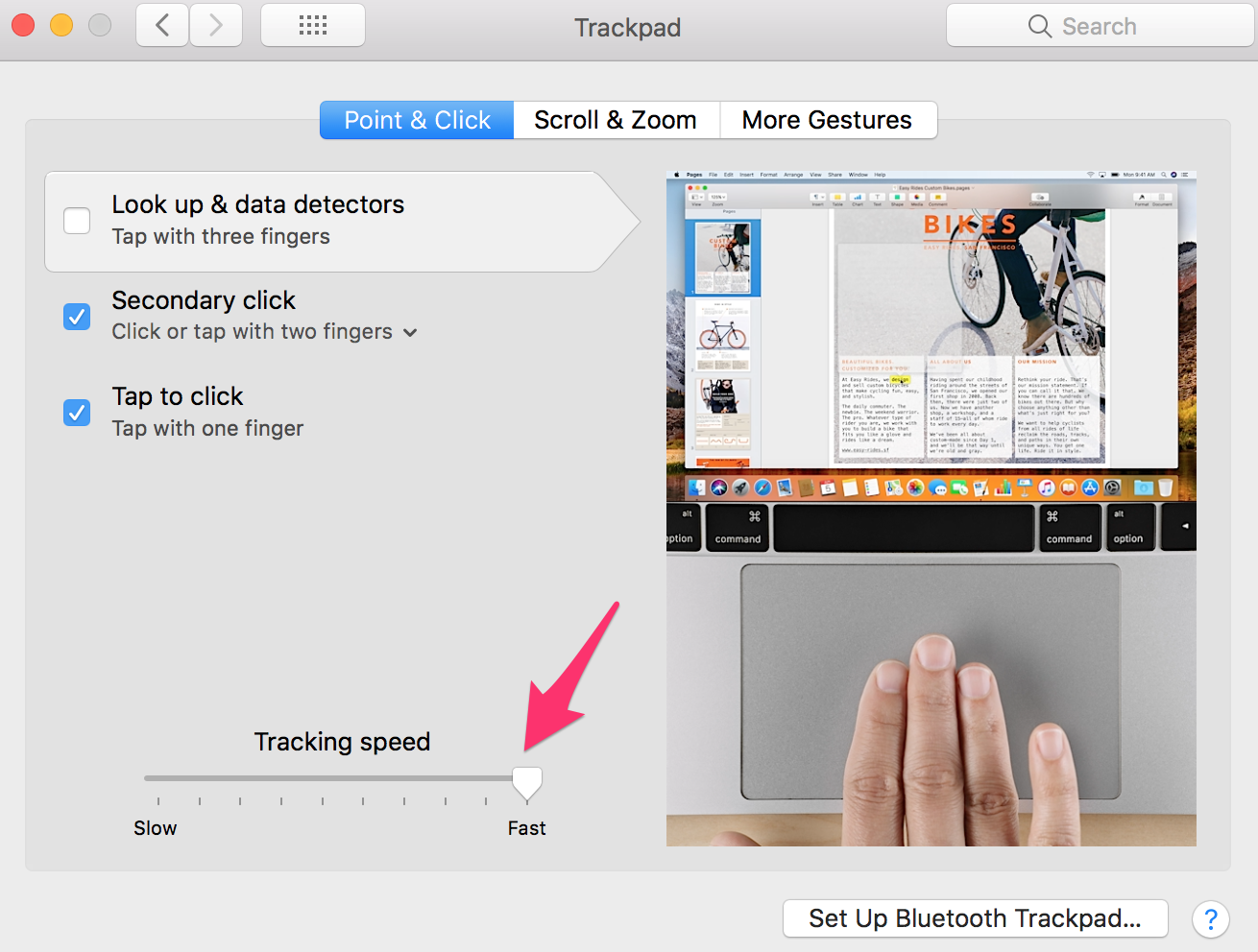 How To Move Around Your Mac At The Speed Of Light - Better