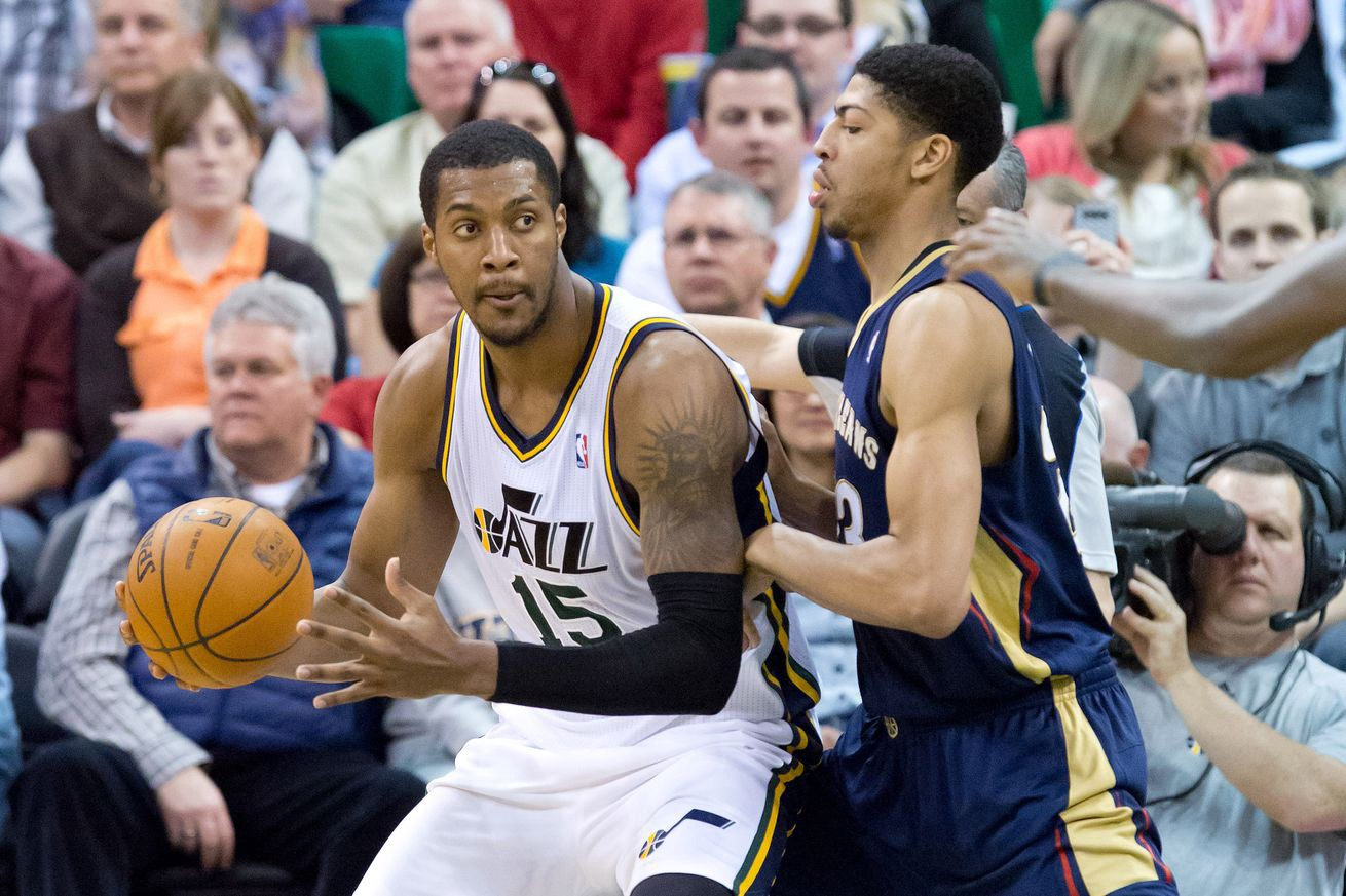The New Orleans Pelicans And Utah Jazz Are On Separate Paths