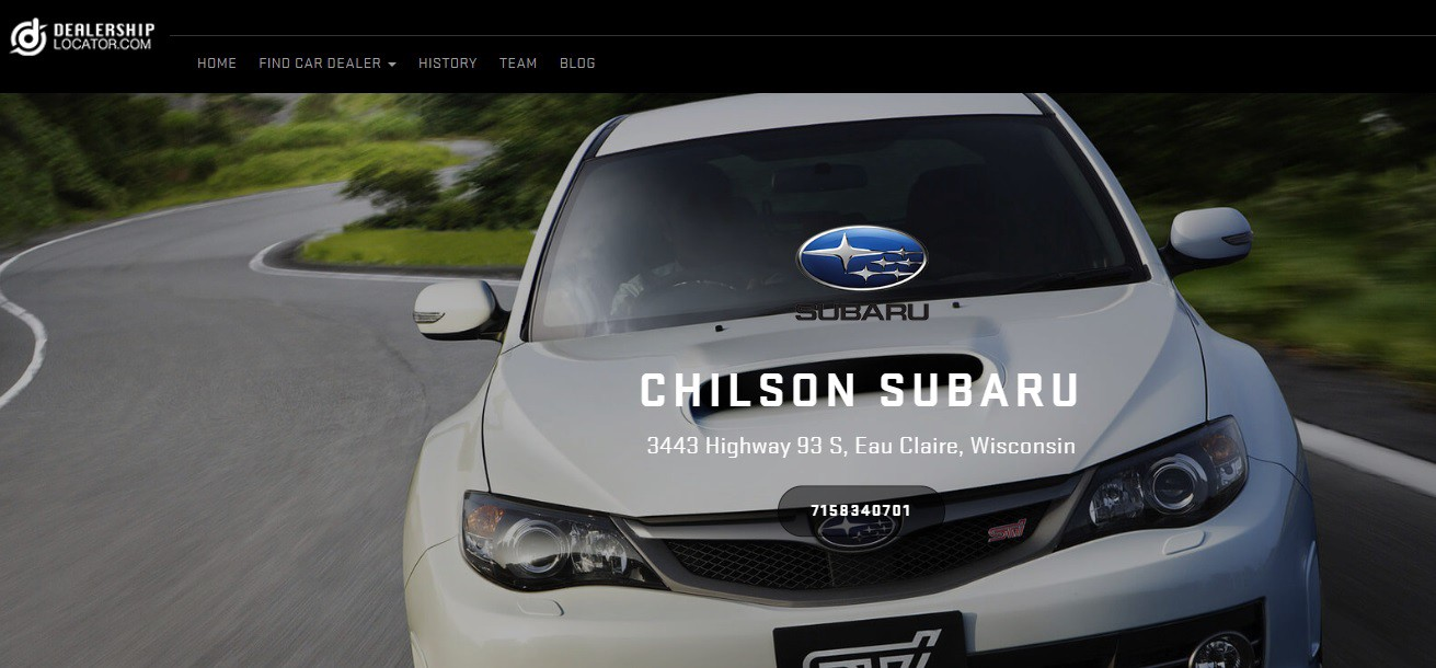 Eau Claire Car Dealers >> Trust Experienced And Learn More About Chilson S Motors