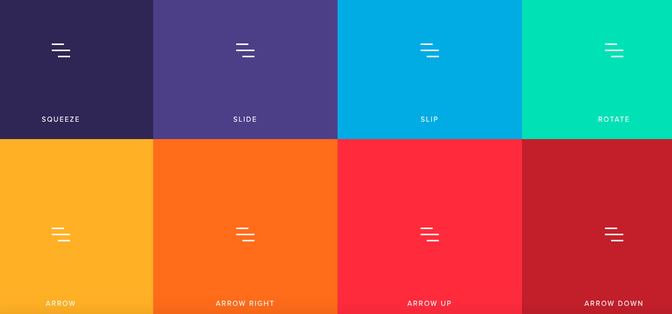 20+ Responsive Navigation Solutions (Examples & Codes) | by ...