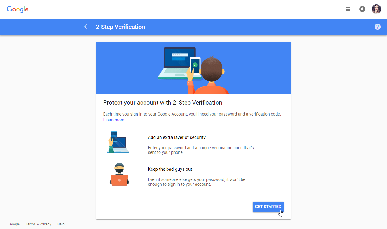How To Add Two Factor Authentication (2FA) To Your Google