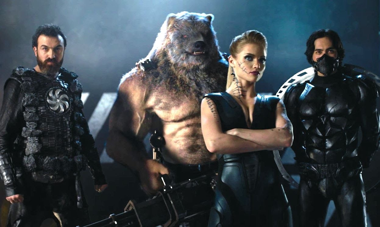 """I Got to See Russian Avengers (""""Guardians"""") [Review]"""