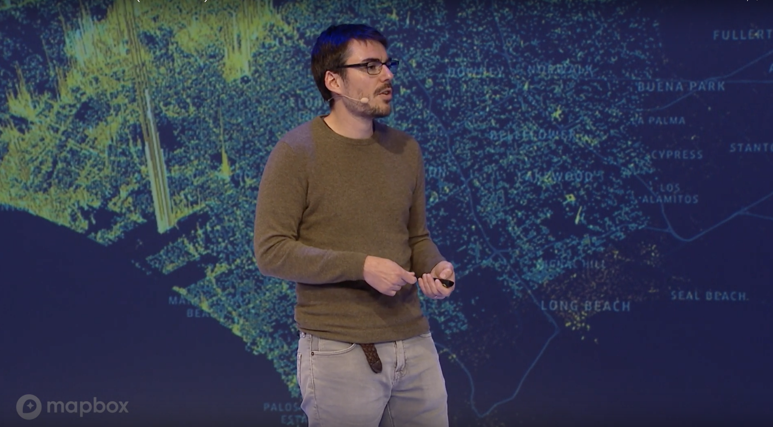 Uber's head of visualization joins Mapbox - Points of interest