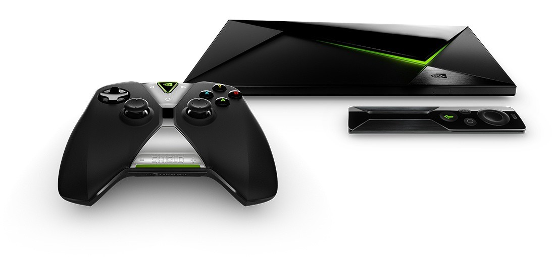My first 24 hours with a Nvidia Shield TV - Solidarity for Slackers