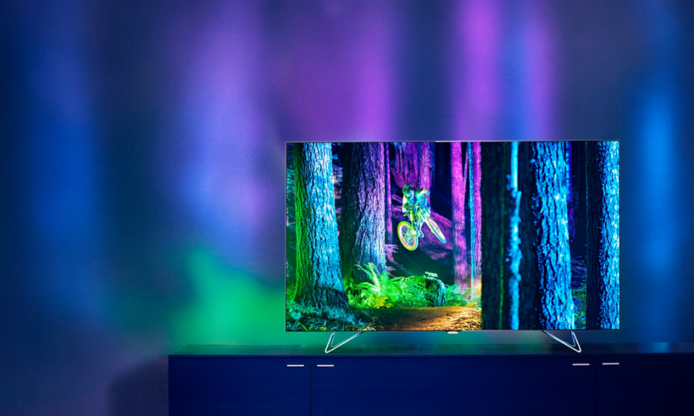 Turn Off The Philips Ambilight And See How Lifeless Your