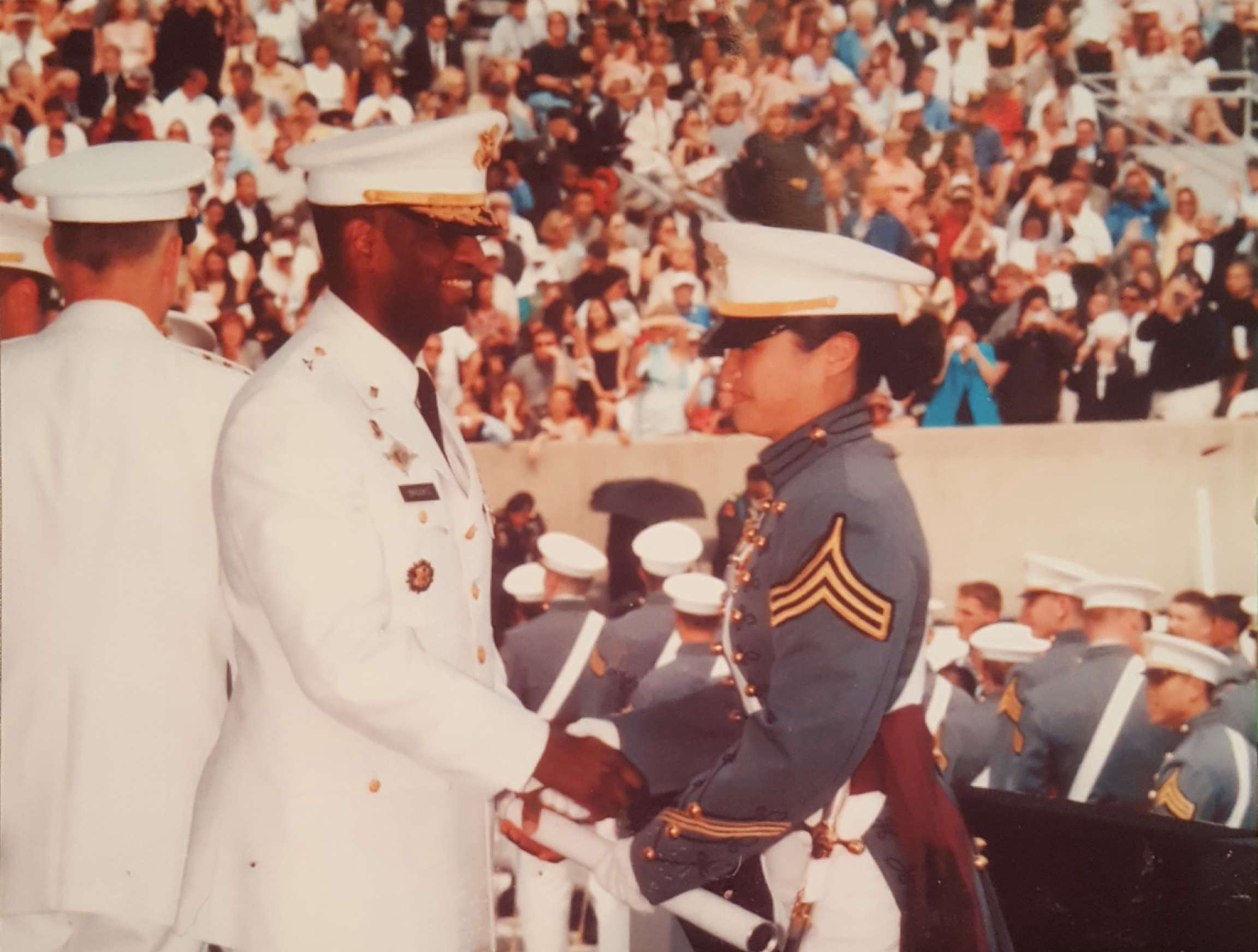"""Life and Leadership Lessons I Learned In The Military: """"You will"""