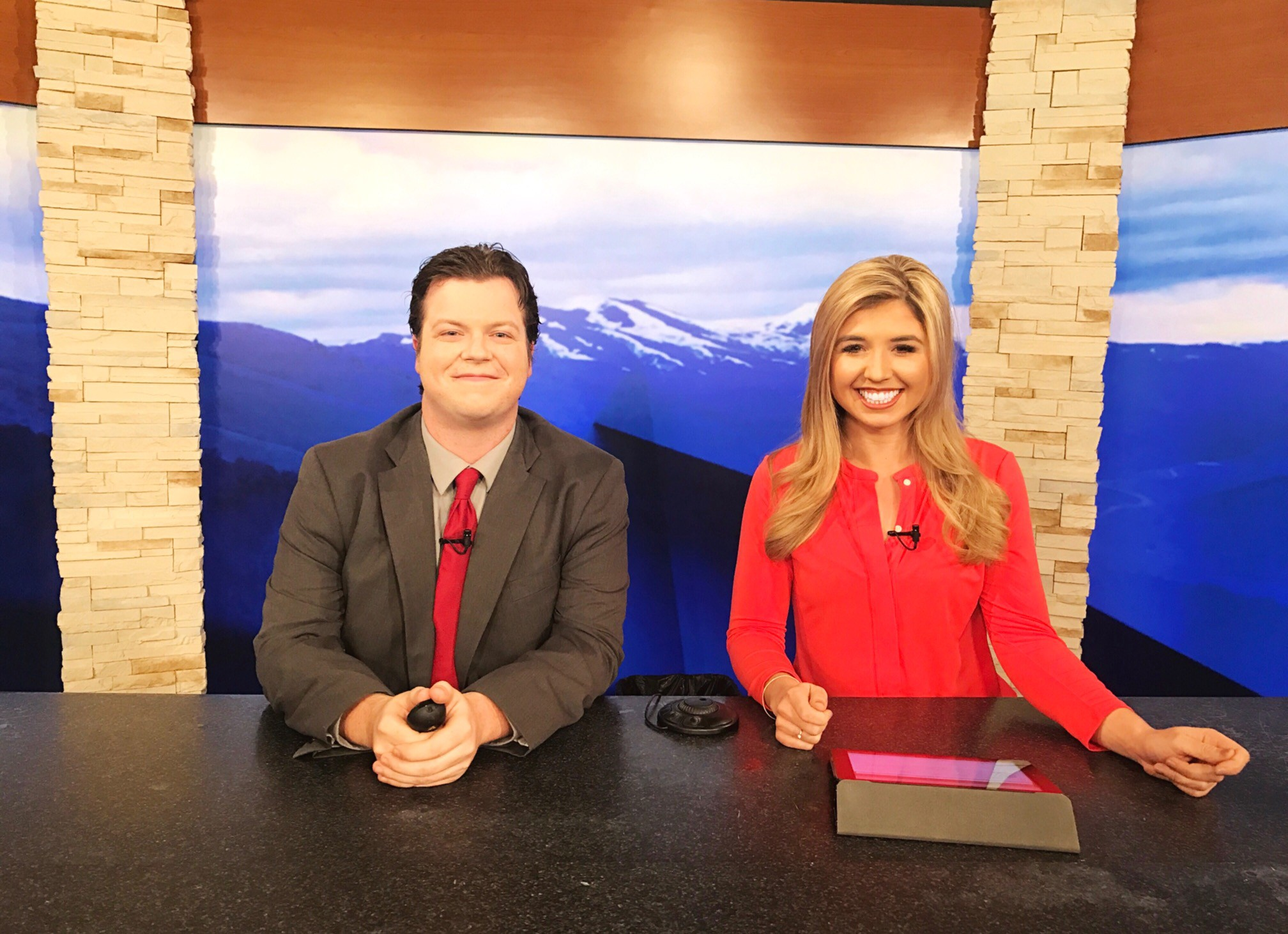 Catching up with RSJ Alumni Turned TV Anchor Conner Board