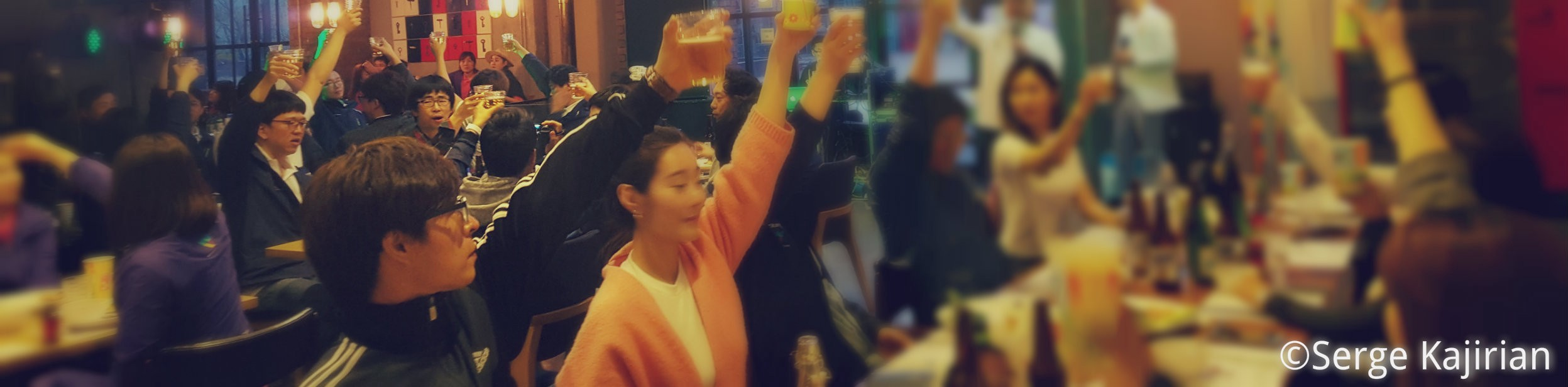 So you think you're ready for the Korean drinking business culture