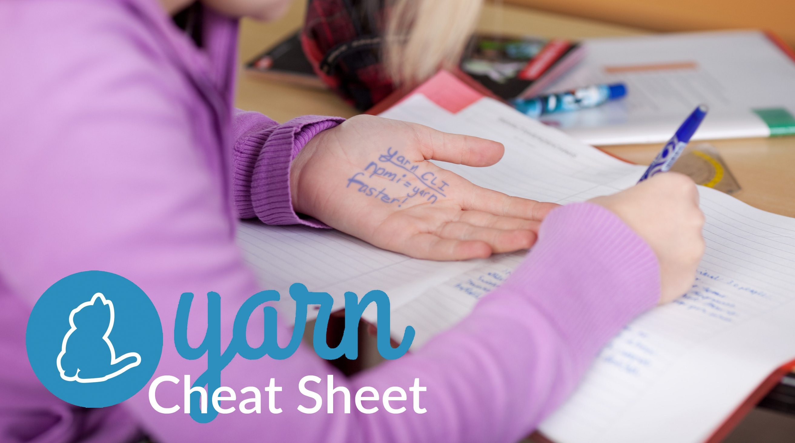 NPM vs Yarn Cheat Sheet - Red Shift