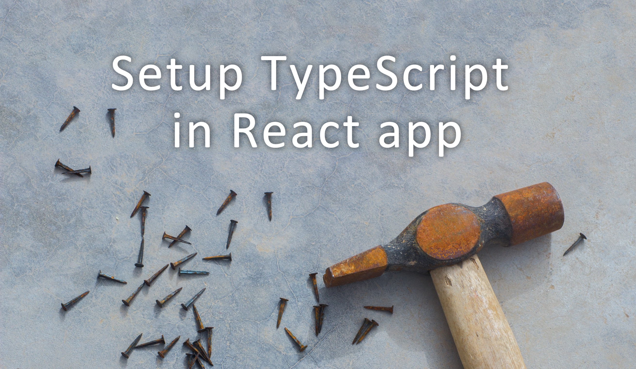 Why and How to use TypeScript in your React App? - Bits and Pieces