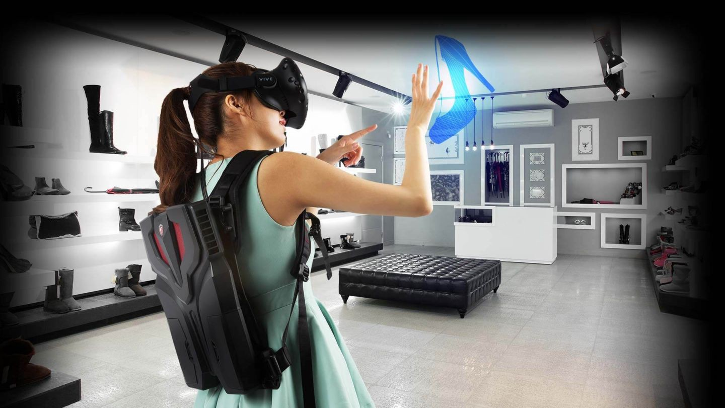 Backpack PCs are coming to free VR headset users from their cords