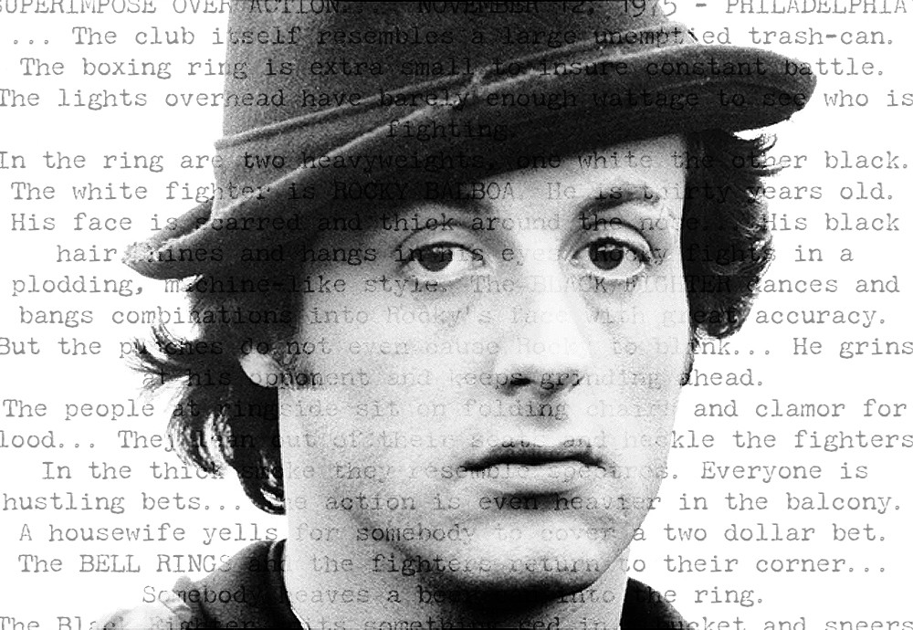 Finding Inspiration in Sly Stallone's Rocky-like Determination