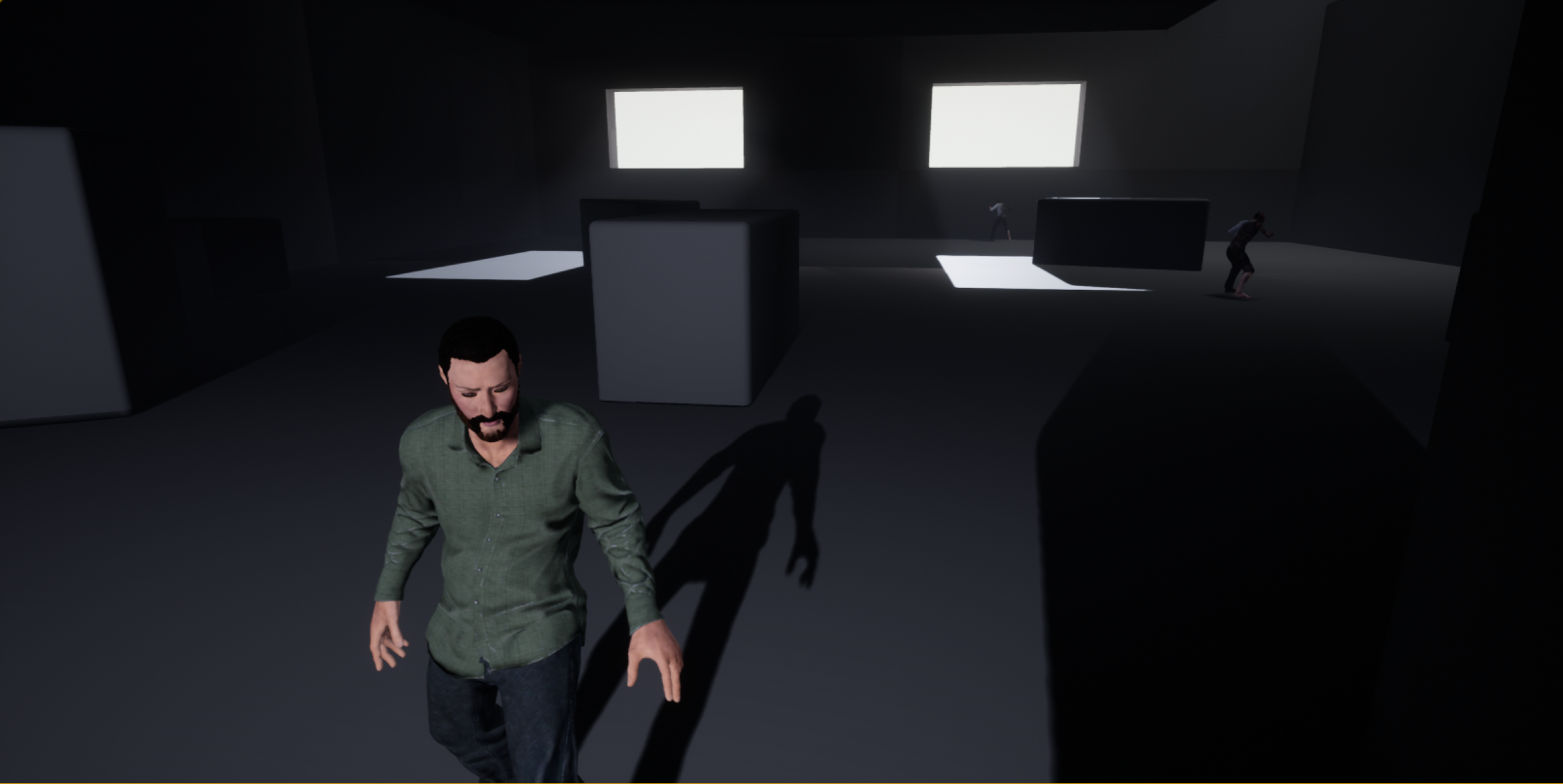 """Part 3: Building """"Last Of Us"""" (The Game) Using Unreal Engine"""