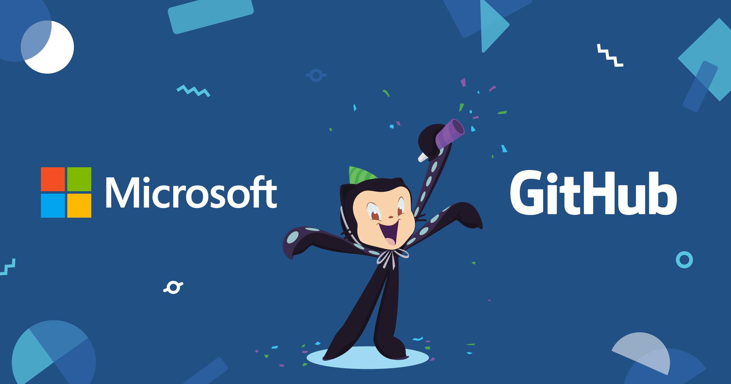 Microsoft acquiring GitHub is a good thing  Here's why