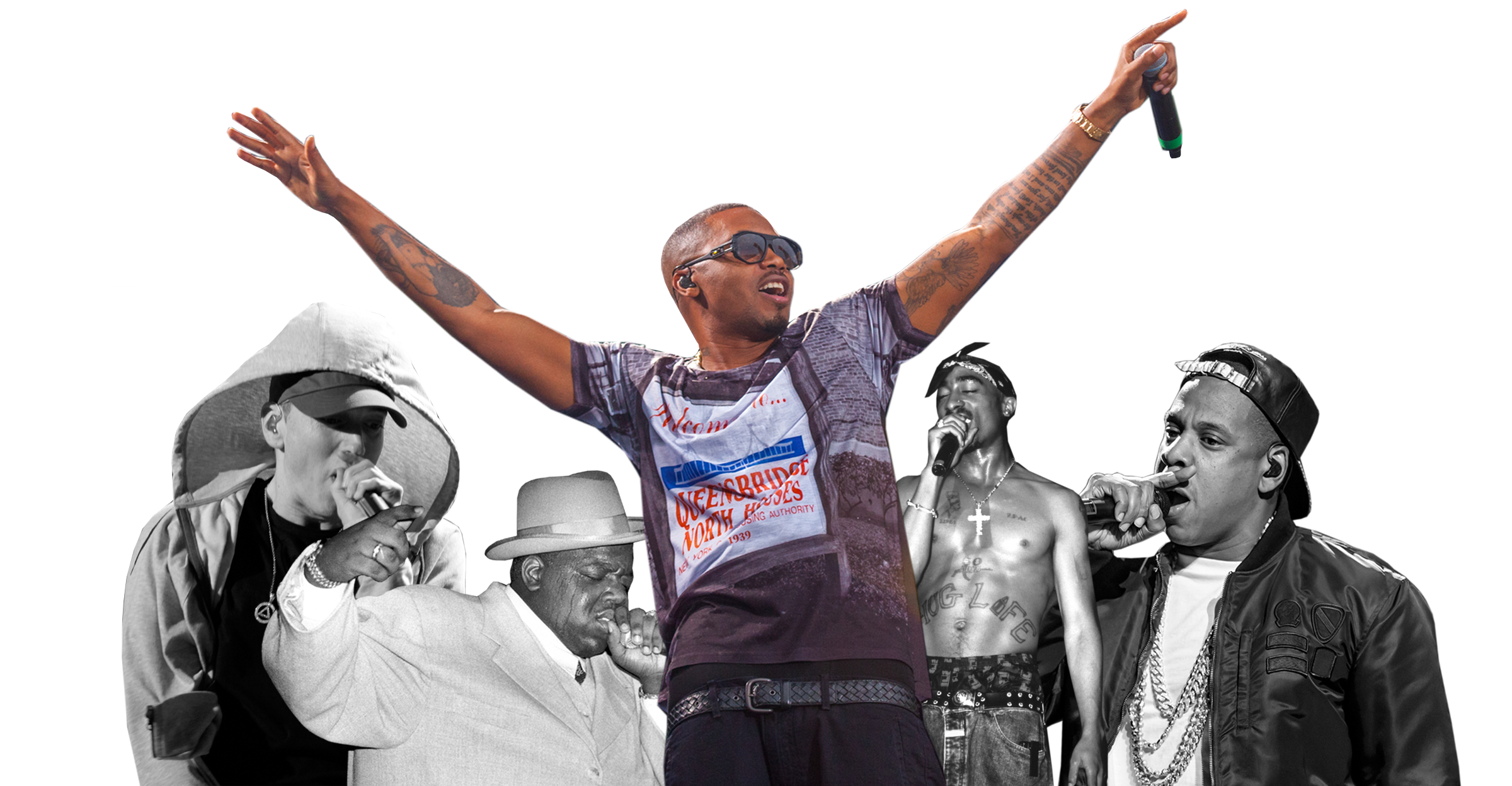 Why Nas is the Greatest Hip-Hop Artist of All Time - James Choy - Medium