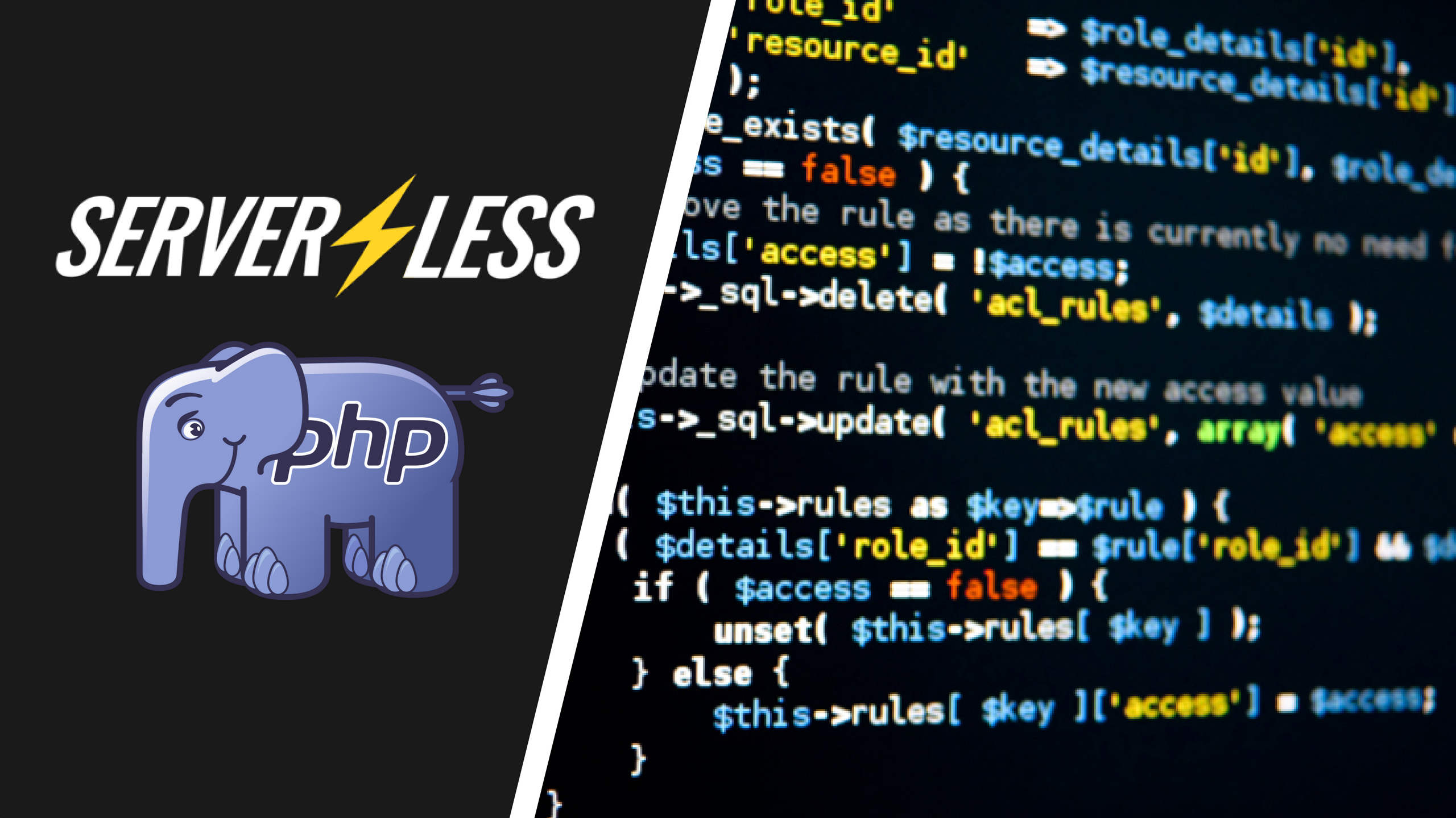 Getting started with PHP Serverless - A Cloud Guru