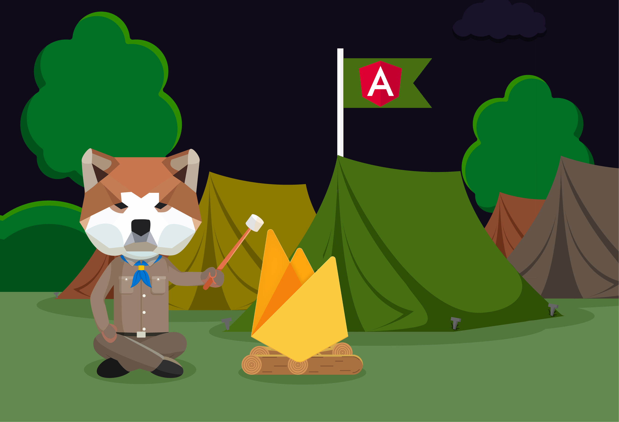 Akita and Firebase — a Match Made in Angular Heaven