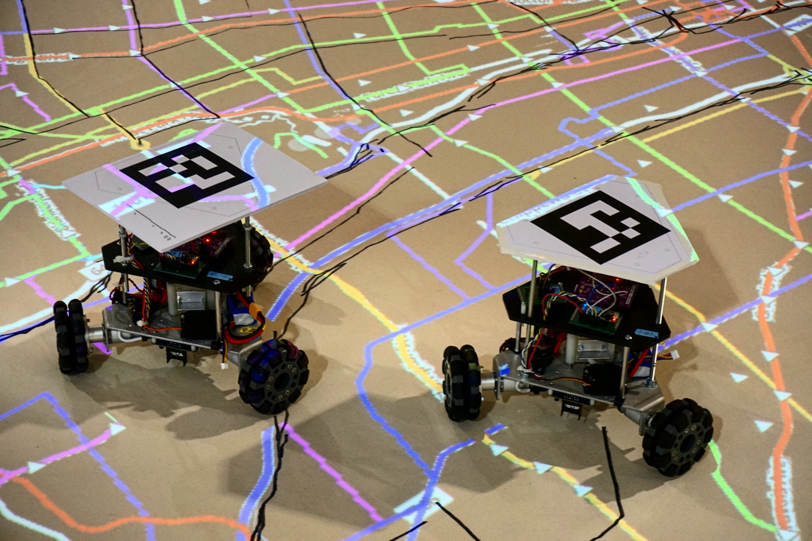 Drawing maps with robots, OpenCV, and Raspberry Pi - Chris Anderson